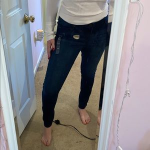 NWT Jeans. Color is dark navy